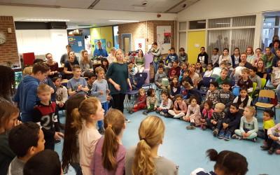 Workshops basisscholen Alphense Popschool