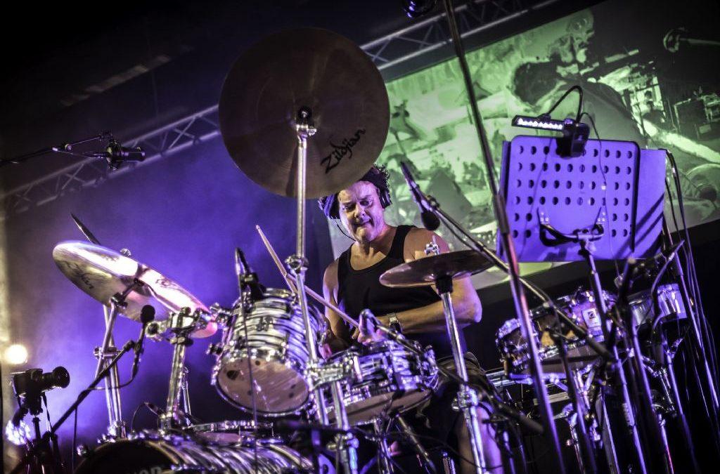 Masterclass drums met Hans Eijkenaar